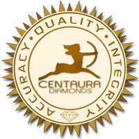 Centaura Diamonds Certificate